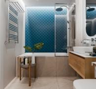 Ванна комната в современном стиле
